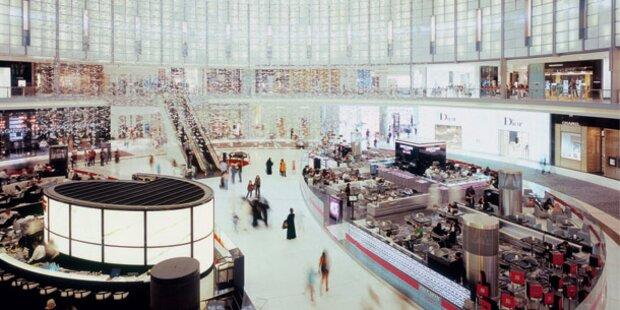 Shopping-Spaß in den Emiraten