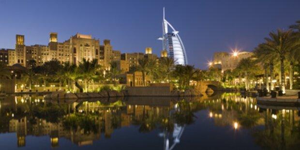Entfliehen Sie der Kälte nach Dubai