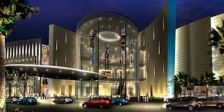 Weltgrößtes Einkaufszentrum in Dubai