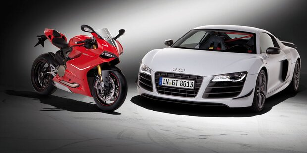 Audi will Ducati doch nicht verkaufen