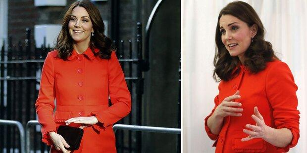 Kate: Warum hier ihr Kult-Ring fehlt
