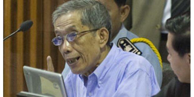 Erster Prozess gegen Rote-Khmer-Folterer begonnen