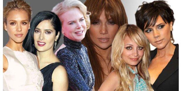 Wer ist die schönste Star-Mama?