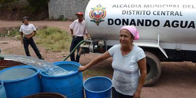 Mittelamerika droht Hungersnot
