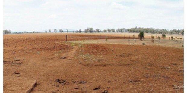 Australien droht eine Dürre-Katastrophe