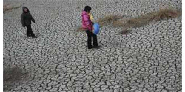 Millionen Chinesen ohne Trinkwasser