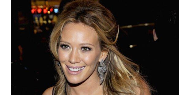 Fesselsex-Alarm! USA zensurieren Hilary-Duff-Video
