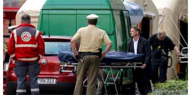 Polizei sucht nach Bluttat 2 Männer - Mafiafehde?