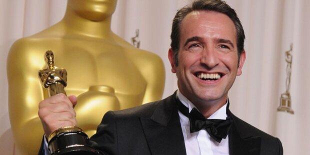 Jean Dujardin: Oscar-Newcomer siegt