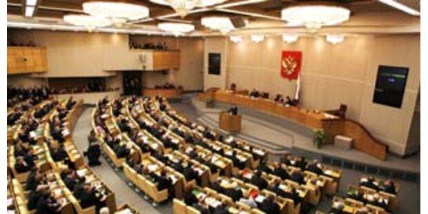 Neue Staatsduma solle Putins Anweisungen befolgen