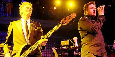 Popikonen Duran Duran live in Wien