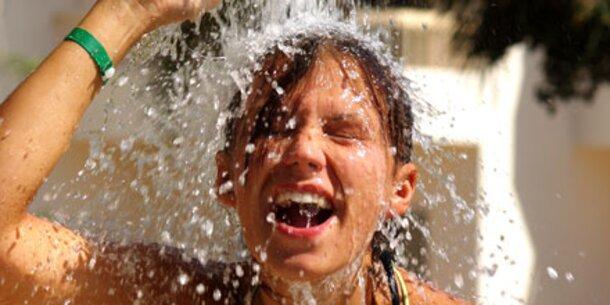 10 Tipps: So überstehen Sie die Hitze