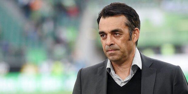 Wird Robin Dutt neuer Altach-Coach?