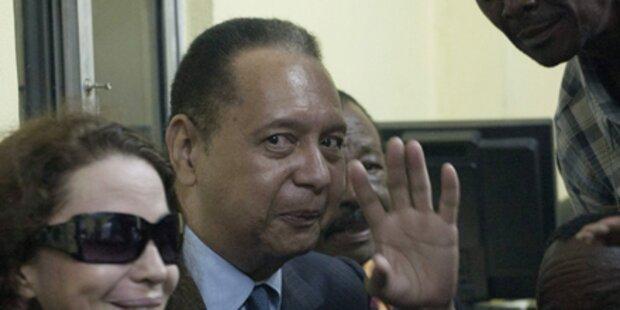 Ex-Diktator nach Haiti zurückgekehrt