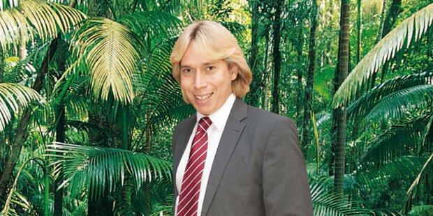 Helmut Werner doch in den Dschungel?