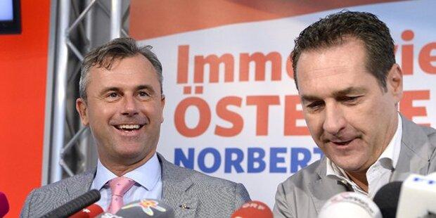 Österreich drohen