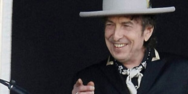 Bob Dylan begeistert in Linz