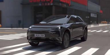Dysons Elektro-Auto hätte Mega-Reichweite gehabt