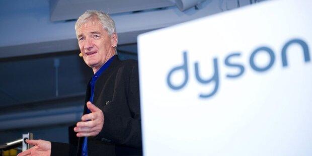 Dyson baut E-Auto mit Super-Batterie