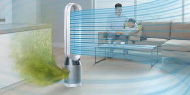 Dyson greift mit neuem Top-Ventilator an