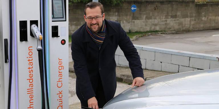 Pilotprojekt zu E-Car Sharing kommt gut an
