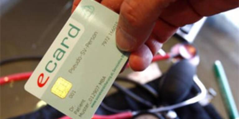 ÖVP uneinig bei Fingerabdruck auf E-Card