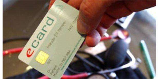 FPÖ will E-Card mit Aufdruck in Brailleschrift