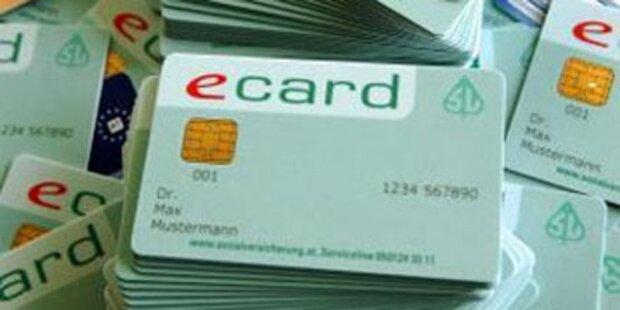 Amokfahrt wegen falscher E-Card