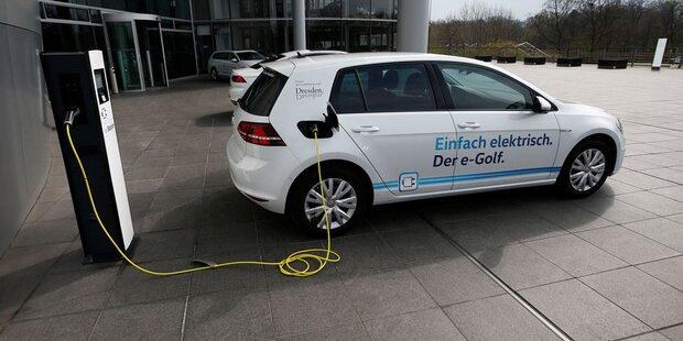 """Startschuss für den """"neuen"""" e-Golf"""