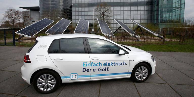 VW könnte mehr E-Autos verkaufen
