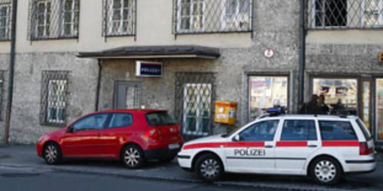 Duell um Salzburgs Polizeichef