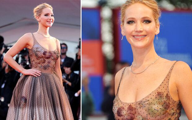 """Jennifer Lawrence: """"Drunter ohne"""" in Venedig"""