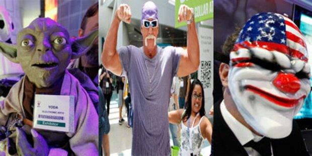 Die coolsten Fotos von der E3 2011