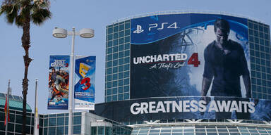 E3 2015: Sony setzt auf PS4-Games