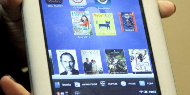 Verlage gehen gegen E-Book-Piraten vor