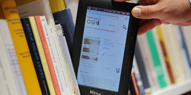Ende des Streits bei E-Book-Verkäufen?