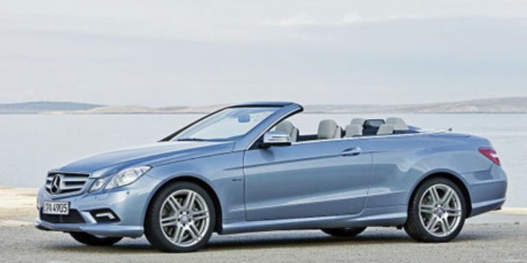 Mercedes präsentiert erstes Ganzjahres-Cabrio