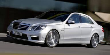 Neuer Mercedes E 63 AMG im Fahrbericht