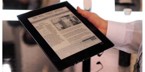 Handys & Tablet-PCs versus E-Book-Reader