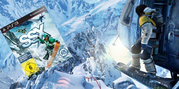 EA Sports SSX geht auf die Piste
