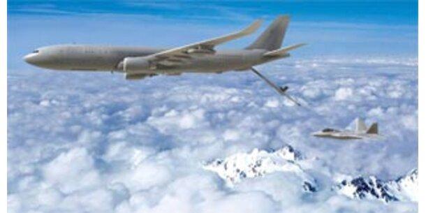 EADS erhält Großauftrag der US-Luftwaffe