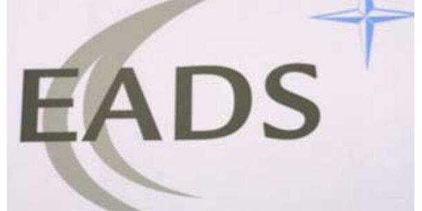 EADS schreibt wieder schwarze Zahlen