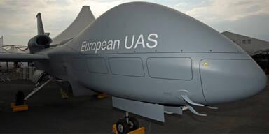 EADS Drohne