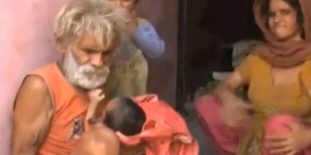 Mit 96: Das ist der älteste Vater der Welt