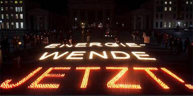 Earth Hour in Berlin