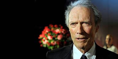 Clint Eastwood hält Rede für Romney