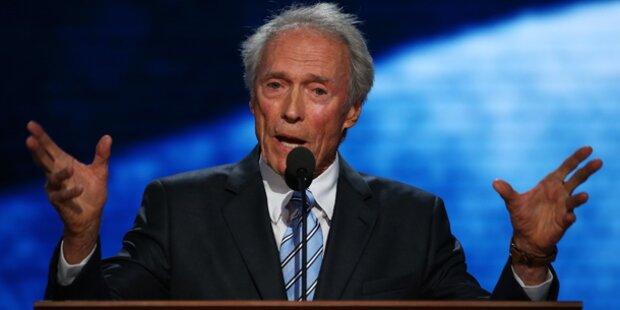 Clint Eastwood sorgt für Eklat