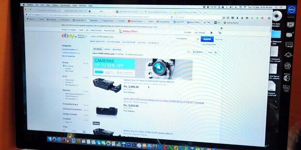 Österreicher im Online-Kaufrausch