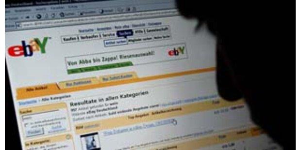 Österreicher versteigerte Erspartes auf eBay