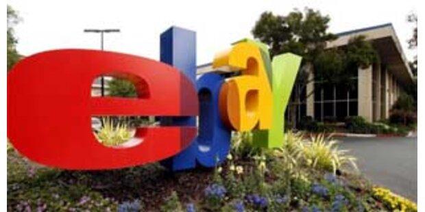 eBay will 2008 Gebühren senken